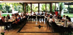 Çamlıca'da Tanışma Kahvaltısı