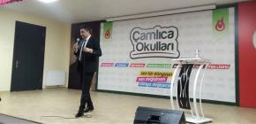 Çamlıca'da Sınav motivasyonu ve Meslekler