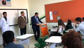 Malatya Büyükşehir Belediye Başkanının Okulumuza Ziyareti